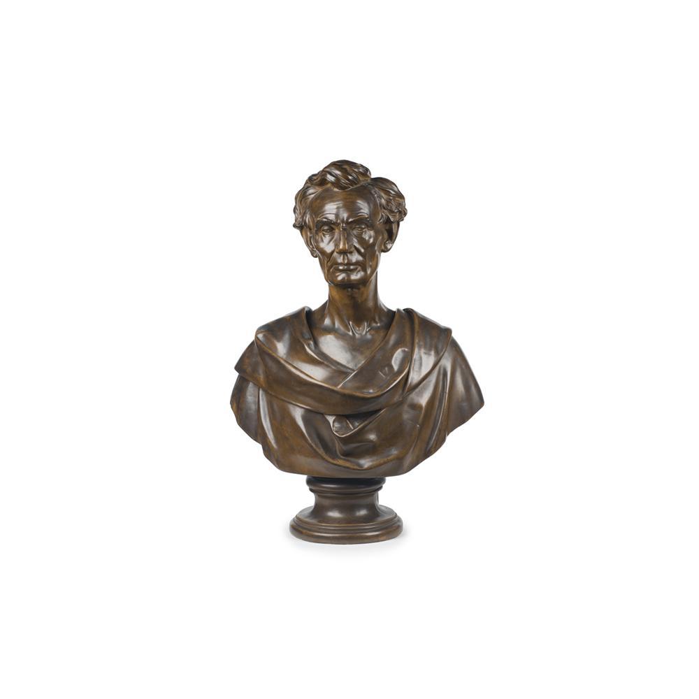 Image: Abraham Lincoln Draped Bust