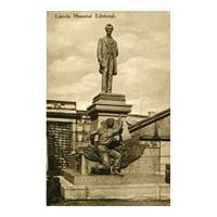 Image: Lincoln Memorial, Edinburgh