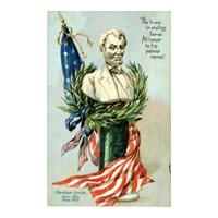 Image: President Abraham Lincoln Centennial