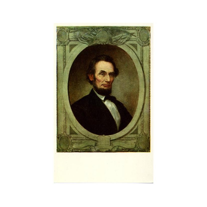 Image: Abraham Lincoln Portrait by Marshall