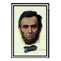 Image: Abraham Lincoln, 1809-1865, 16th President of the United States