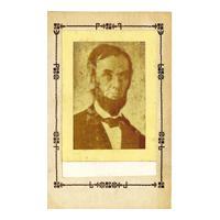 Image: Lincoln Postcard