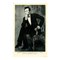 Image: President Abraham Lincoln portrait by Healy