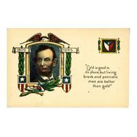 Image: President Abraham Lincoln Quotation