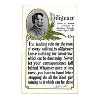 Image: Diligence