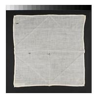 Image: Mary Todd Lincoln's handkerchief