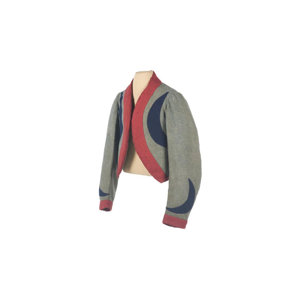 Image: Civil War Zouave Jacket