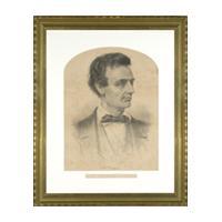 Image: Hon. Abraham Lincoln
