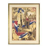 Image: Lincoln - Douglas Debate