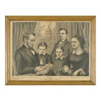 Image: Lincoln and Family