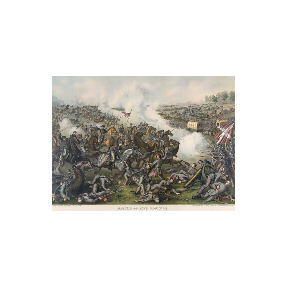 Image: Battle of Five Forks