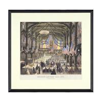 Image: Brooklyn Sanitary Fair, 1864, Knickerbocker Hall