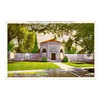 Image: Lincoln Memorial Shrine, Redlands, California
