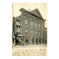 Image: Old Ford's Theatre, Washington, D. C.
