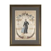 Image: Emancipation Proclamation, Issued January 1, 1863