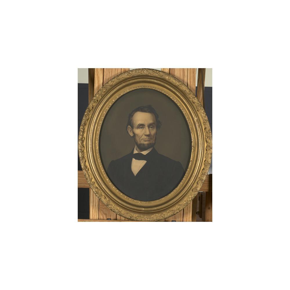 Image: Middleton Chromolithograph of Abraham Lincoln