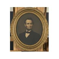 Image: Middleton Chromolithograph of Abraham Lincoln
