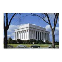 Image: Lincoln Memorial, Washington, D. C.