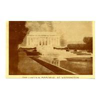 Image: The Lincoln Memorial At Washington