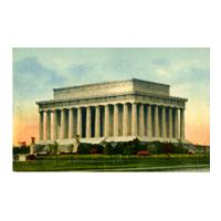 Image: The Lincoln Memorial
