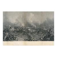 Image: The Battle of Gettysburg