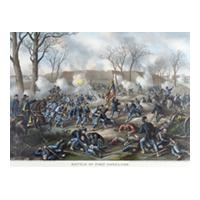 Image: Battle of Fort Donelson