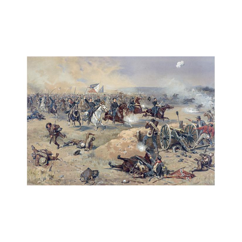 Image: Final Charge at Winchester