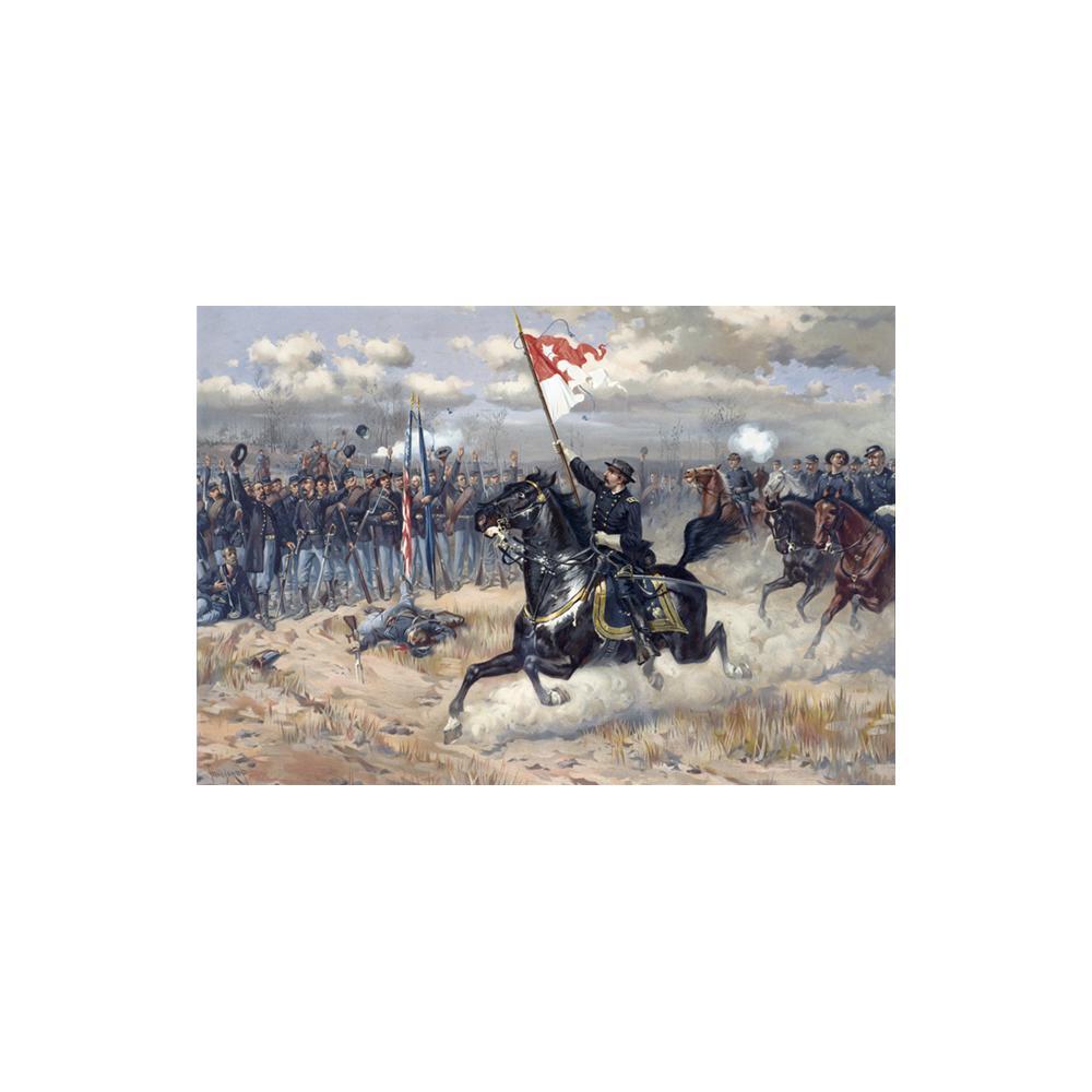 Image: Sheridan's Ride, October 19, 1864