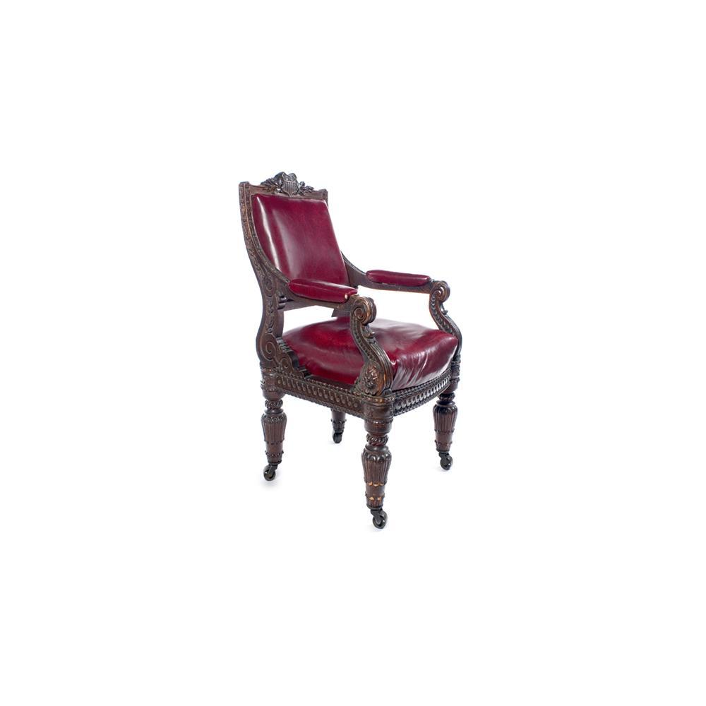 Image: Alexander Gardner Studio Arm Chair / U. S. House of Representatives Chamber Arm Chair