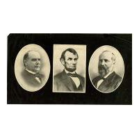 Image: Three Martyrs: McKinley, Lincoln, and Garfield