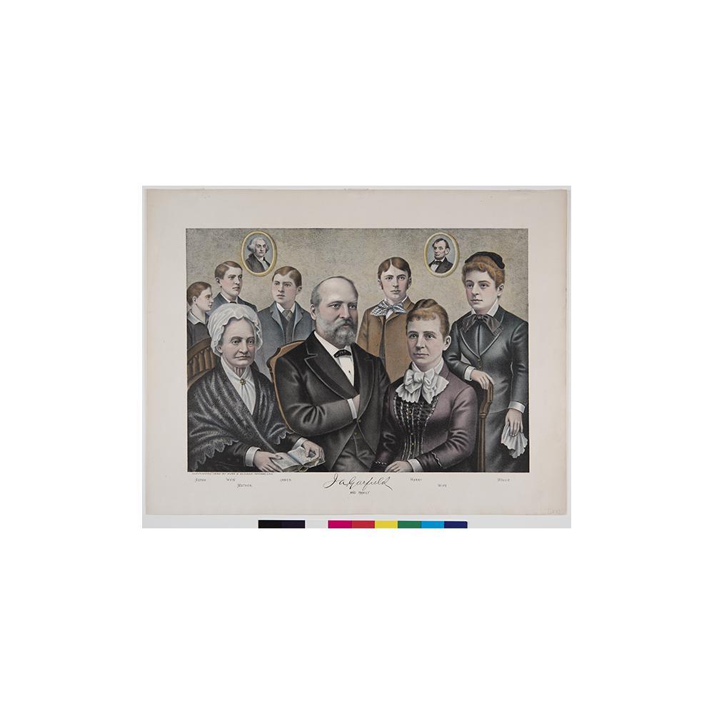 Image: Ja. Garfield and Family