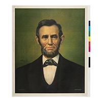 Image: Portrait of Abraham Lincoln