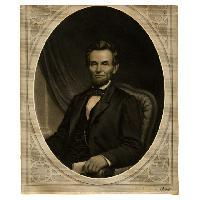 Image: Abraham Lincoln engraving