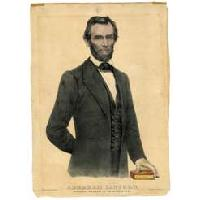 Image: Abraham Lincoln, Sixteenth President of the United States