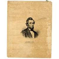 Image: Abraham Lincoln.