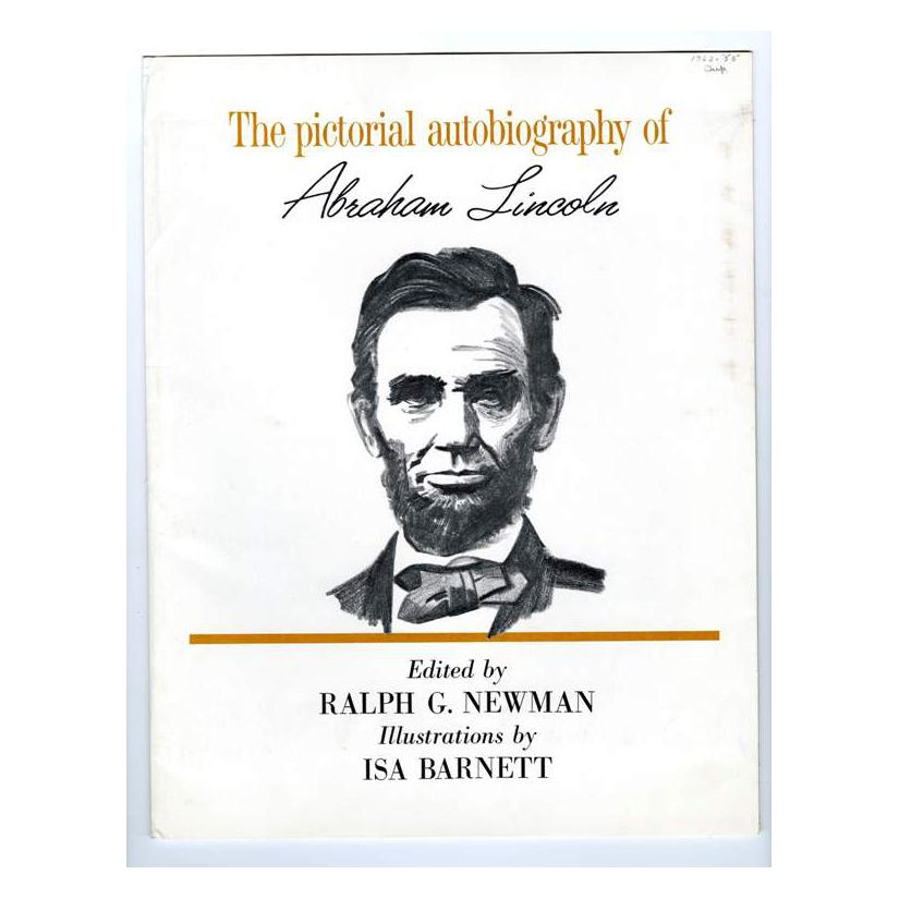 Image: The Pictorial Autobiography of Abraham Lincoln