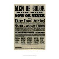 Image: Men of Color. To Arms! To Arms!