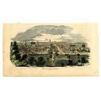 Image: View of Lexington, Kentucky.