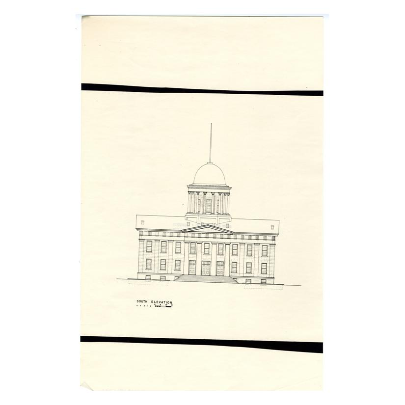 Image: Springfield Old State Capitol Building