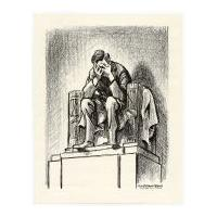 Image: Lincoln Grieving Kennedy