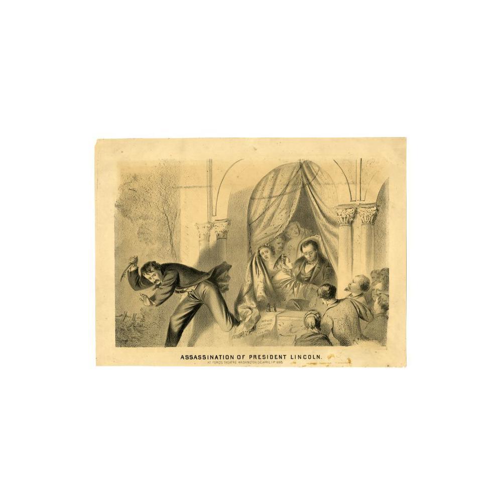 Image: Assassination of President Lincoln