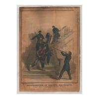 Image: The Assassination of Col. Ellsworth