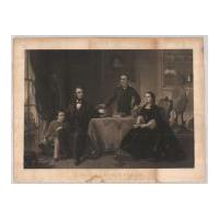 Image: Lincoln and His Family