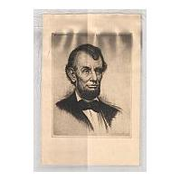Image: Sketch of Abraham Lincoln