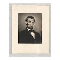 Image: Portrait of Lincoln