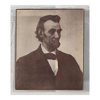 Image: Print of Lincoln