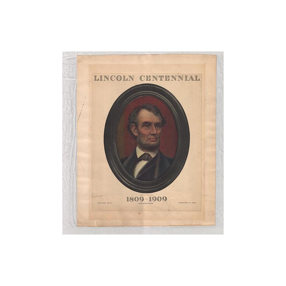 Image: Lincoln Centennial