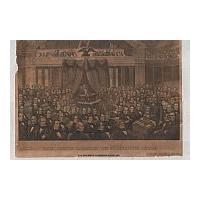 Image: Daniel Webster Addressing the United States Senate