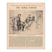Image: A Lincoln Anecdote