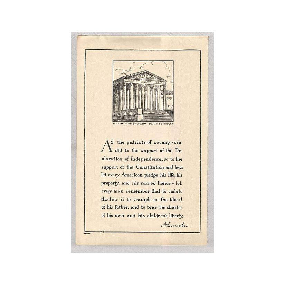 Image: Citadel of the Constitution